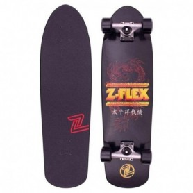 Z-Flex Dragon Shorebreak Complete Cruiser Black