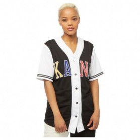 Karl Kani College Baseball Shirt