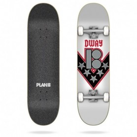 "Plan B Danny Way One Offs 8.125"" X 31.85"" Complete Skateboard"