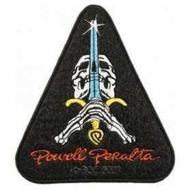 Powell Peralta Patch P Skull & Sword