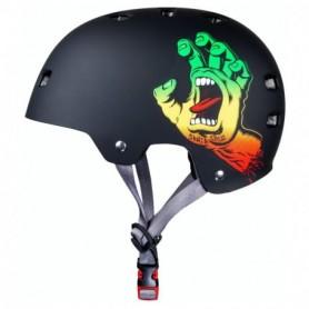 Bullet X Santa Cruz Screaming Hand Helmet 54-57Cm S/M Adult