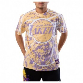 Mitchell & Ness Jumbotron Submimated Tee Los Angeles Lakers