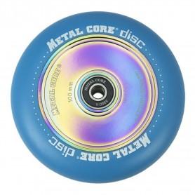 Rueda Metal Core Disc 110 Blue 110Mm