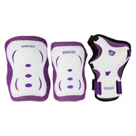 Protecciones Bullet Triple Padset