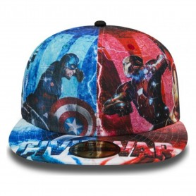 New Era Allover Civil War 7