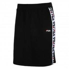 Fila Maha Skirt M Negro