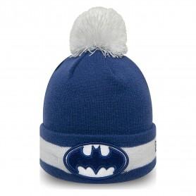 New Era Character Stripe Knit Batman