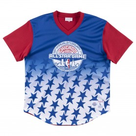 Mitchell & Ness All Star Sublimated Mesh