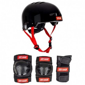 Tony Hawk Protective Set Helmet & Padset 4-8 Years