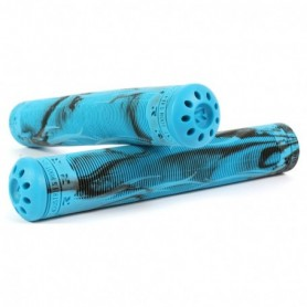 Root Industries R2 Scooter Grips Aqua/Black