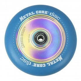 Rueda Metal Core Disc 110 Blue 110Mm
