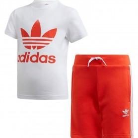 Adidas Short Tee Set