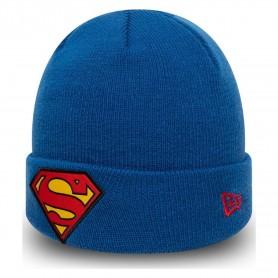 New Era Kids Character Cuff Knit Supman