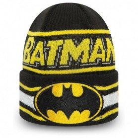 New Era Kids Dc Character Knit Batman