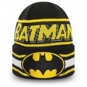 New Era Kids Dc Character Knit Batman