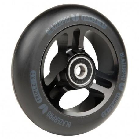 Blazer Pro Triple Xt 100Mm Wheel Abec 9 Black/Black